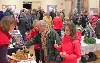 Christmas Market Huge Success