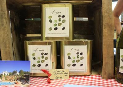 Fino Olive Oil