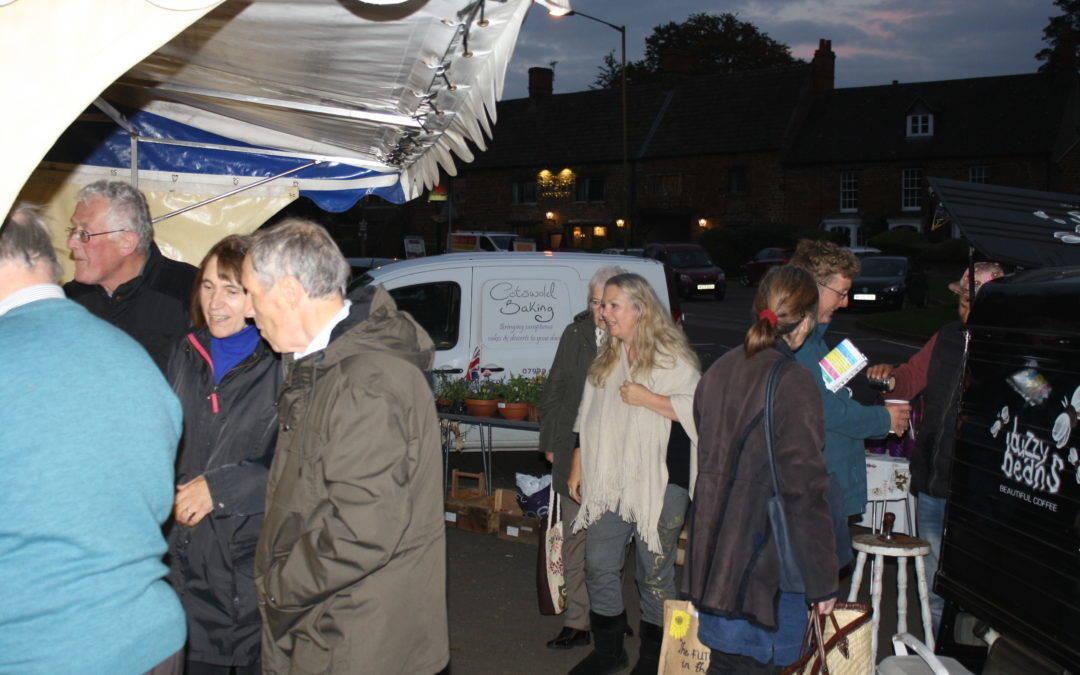 Gallery of October Market Photos
