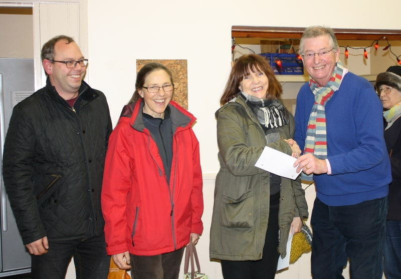 Donation of £200 to Party in the Park