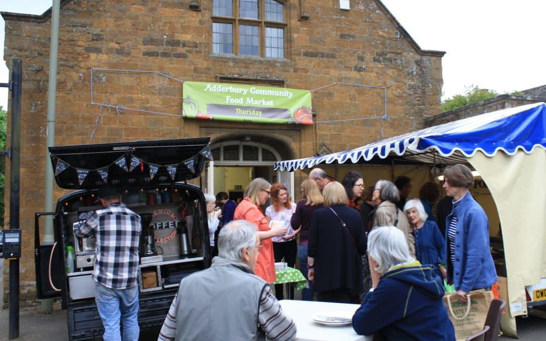 May Food Market Photo Gallery