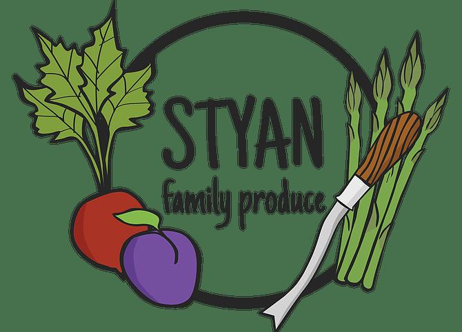 New Fruit and Veg Stall