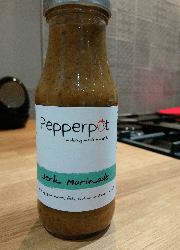 Pepperpot Marinades