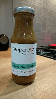 Pepperpot Marinades