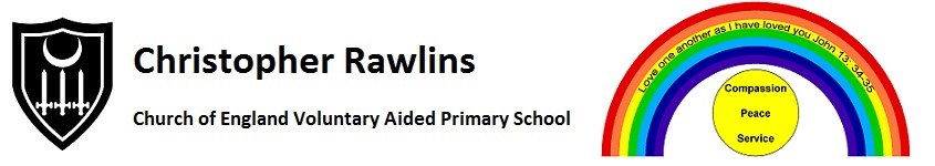 Christopher Rawlins Primary School Fundraising